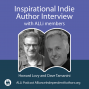 Artwork for Interview with Dave Tamanini: Retired Lawyer Makes a Case for Historical 'Witch' — Inspirational Indie Authors Podcast