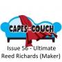 Artwork for Issue 56 - Ultimate Reed Richards (Maker)