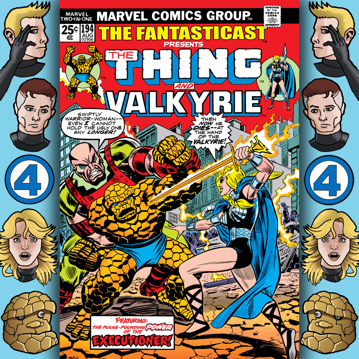 Episode 194: Marvel Two-in-One #7 - Name That Doom