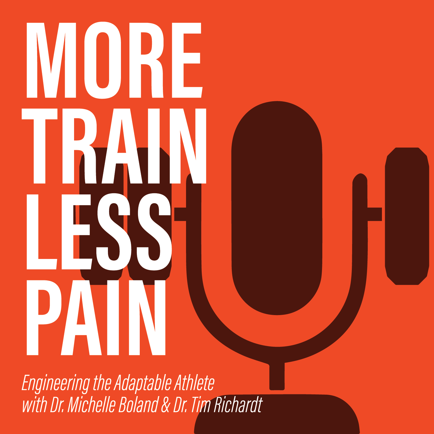 More Train, Less Pain; Engineering the Adaptable Athlete