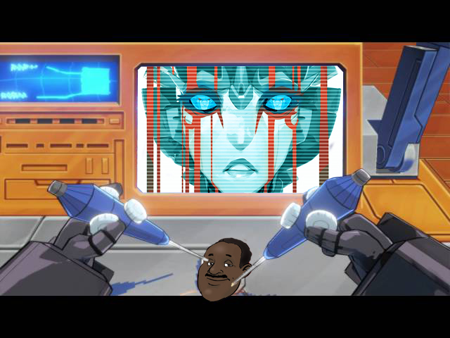 From The Files of Teletraan 2 Episode 3 Windblade