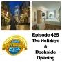 Artwork for UUOP #429 - The Holidays & Dockside Inn