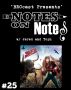 "Artwork for (#209) ""BROcast Presents"" Notes On Notes #25: Juliette Lewis"