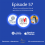 Artwork for Episode 57 - Staying Connected, Rastafarian Whales and we talk about our 2019 kindness acts plan