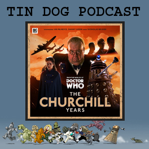 TDP 560: THE CHURCHILL YEARS VOLUME 01