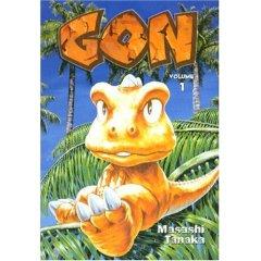 Episode 15: Gon Volume 1 by Masashi Tanaka