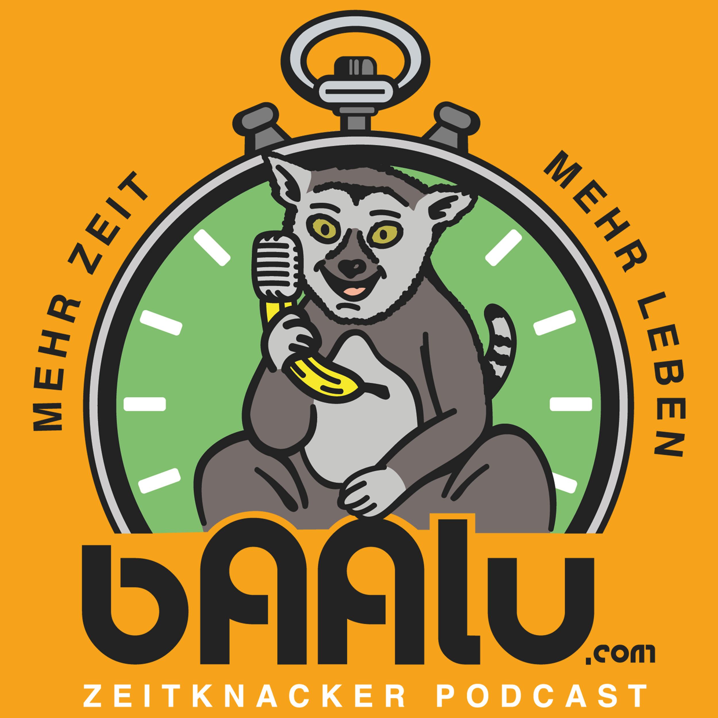 Artwork for 023 - bAAlu - 1 Monat online - Der Wahnsinn