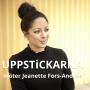 Artwork for Uppstickarna möter Jeanette Fors-Andrée