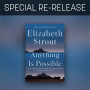 Artwork for Re-release: Our Guest Elizabeth Strout