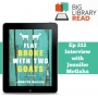 Artwork for Ep. #212 - Big Library Read interview with Jennifer McGaha