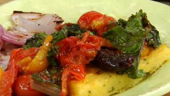 Mixed Polenta Grill