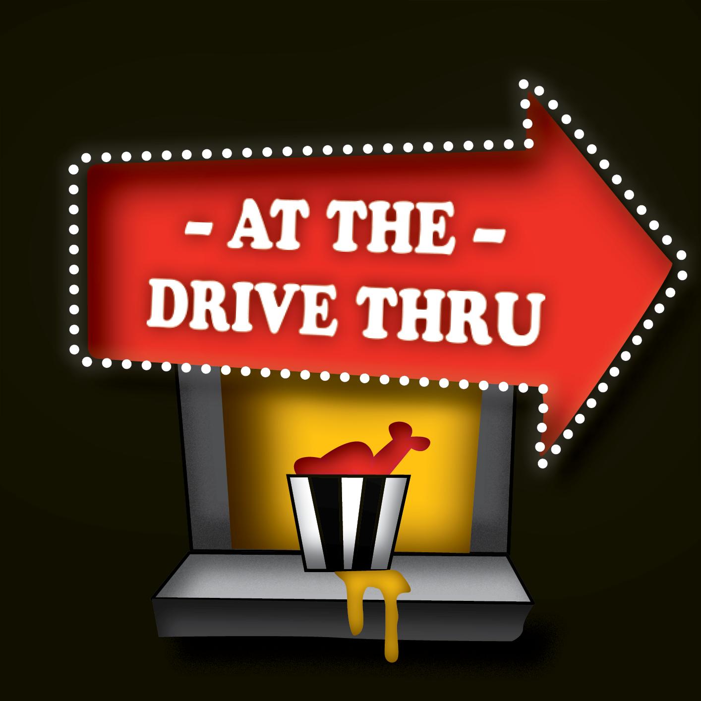 At The Drive Thru show art
