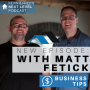 Artwork for SUCCESSFULLY RUNNING MULTIPLE BUSINESSES AND PUTTING CLIENTS FIRST. Interview: Matt Fetick and Kevin Kauffman