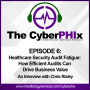 Artwork for Healthcare Security Audit Fatigue: How Efficient Audits Can Drive Business Value