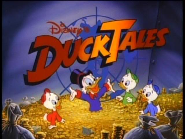 Back in Toons-Ducktales & Chip n' Dale Rescue Rangers