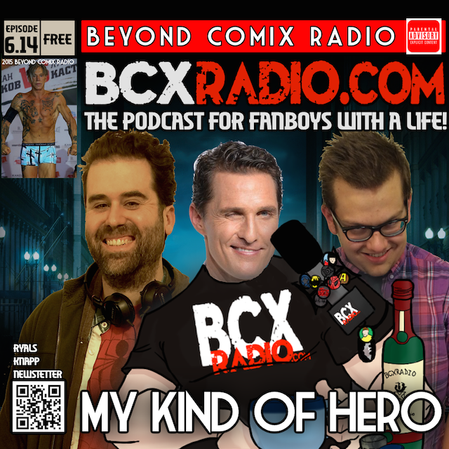 BCXradio 6.14 - My Kind of Hero