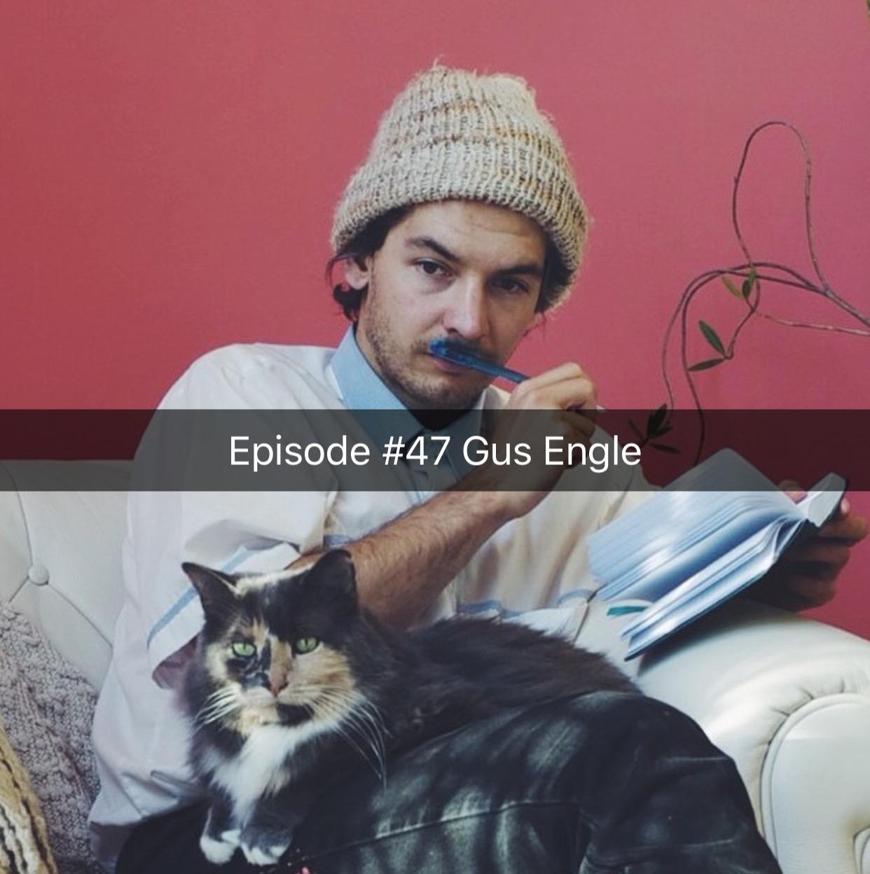 Gus Engle | Van Life | Hawaii | Music | Introspection | Dostoyevsky | Just For Men
