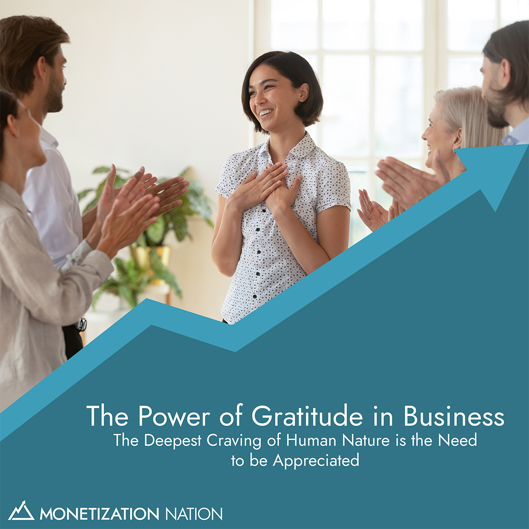 129. The Power of Gratitude in Business