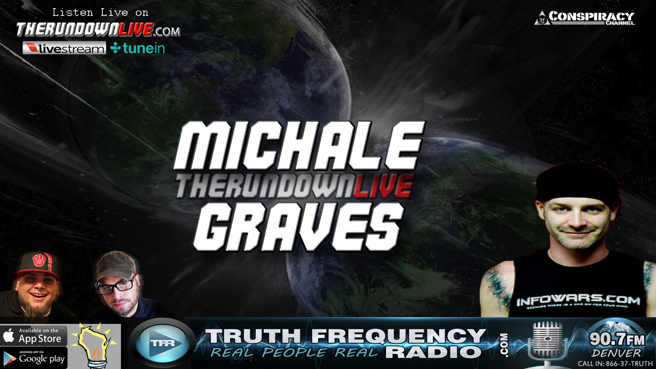 The Rundown Live #601 Michale Graves (Misfits,Voting,Trump)