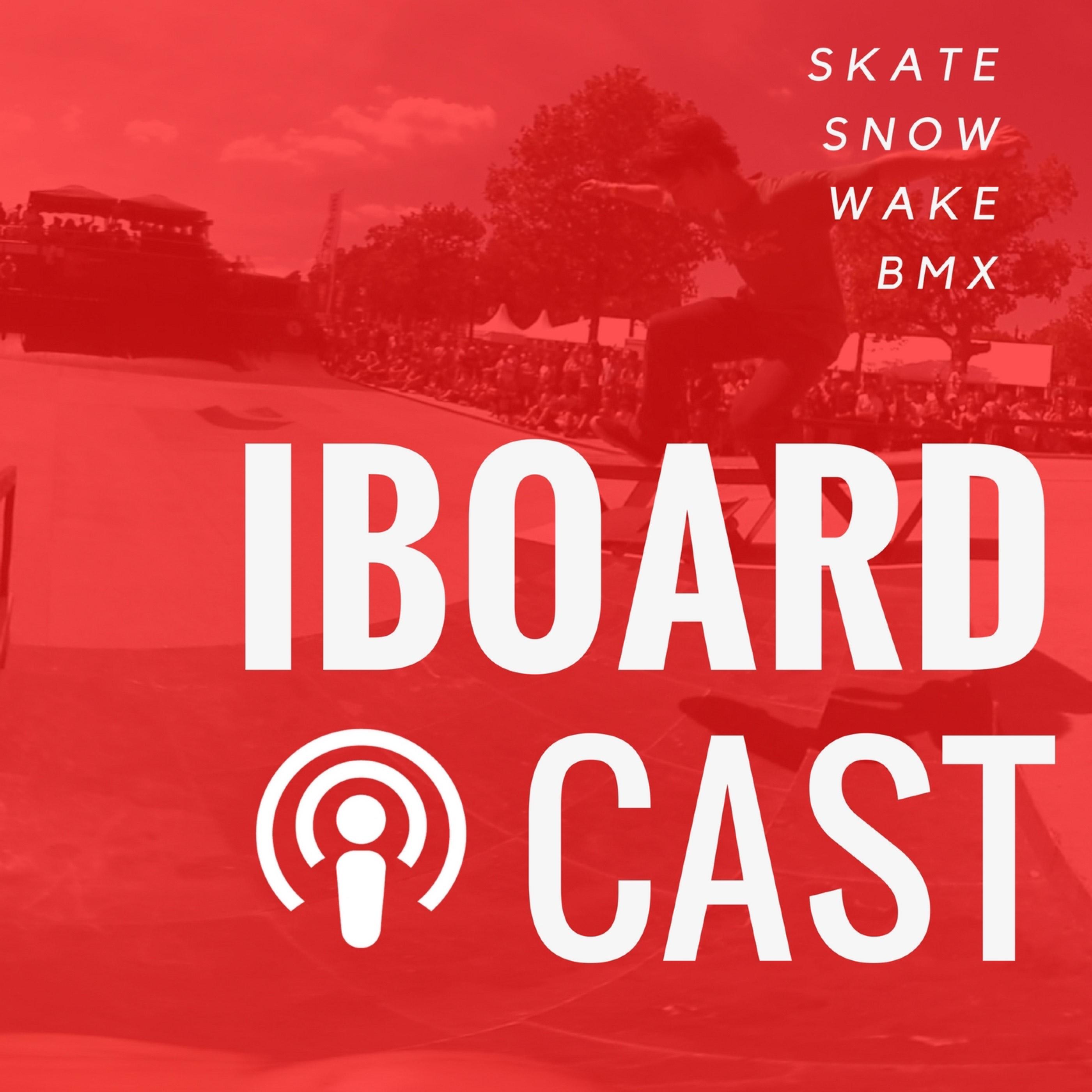 iBoardcast - de Nederlandse Actionsports Video Podcast  logo