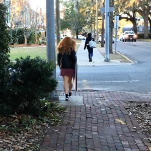 Oh Savannah.
