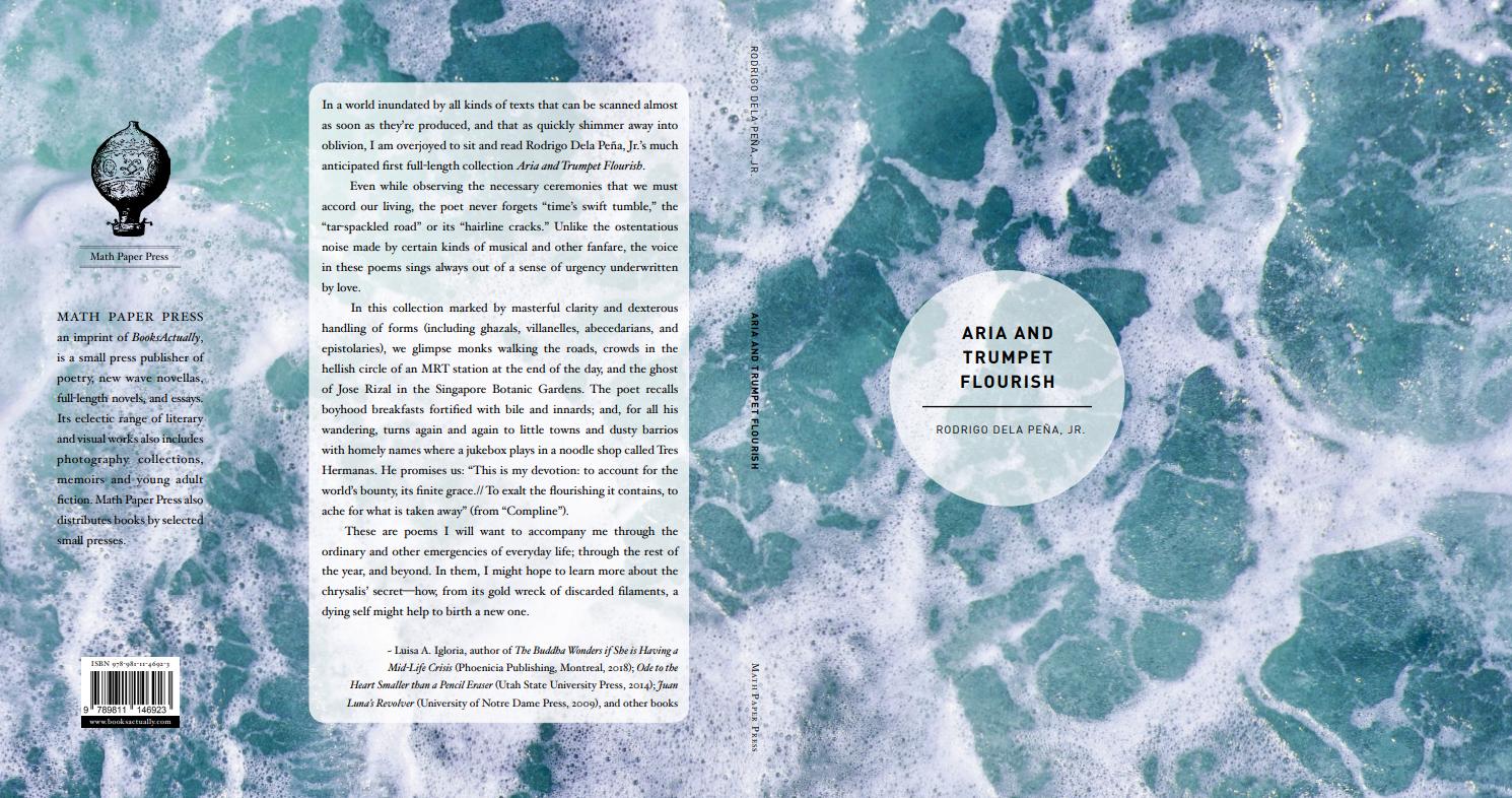 Rodrigo Dela Pena's book cover