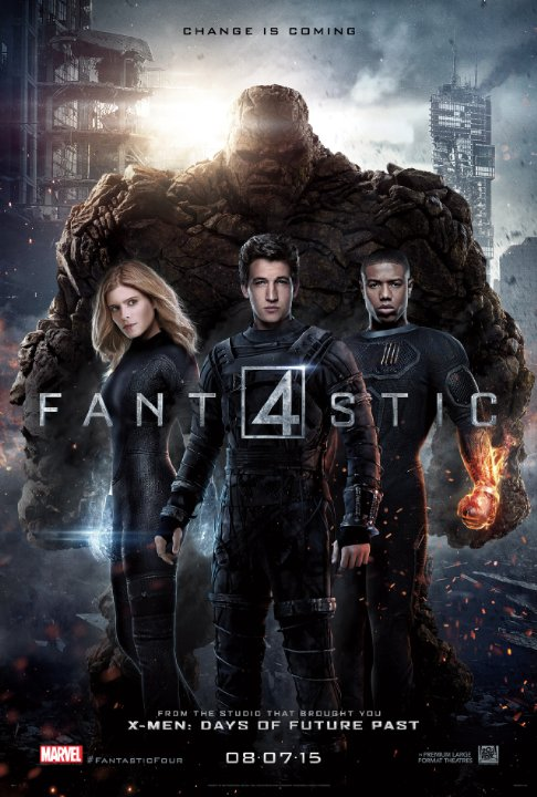 Fantastic Four / Super Powers