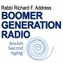 Artwork for Boomer Generation Radio 01/17/2017: Marilyn Haskel, musician at retirement community, and Mark Dann from Compassionate Choices