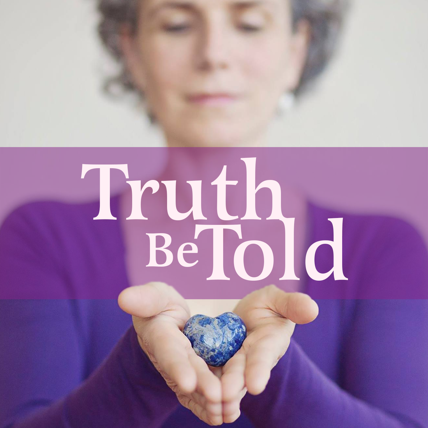 Truth Be Told Podcast show art