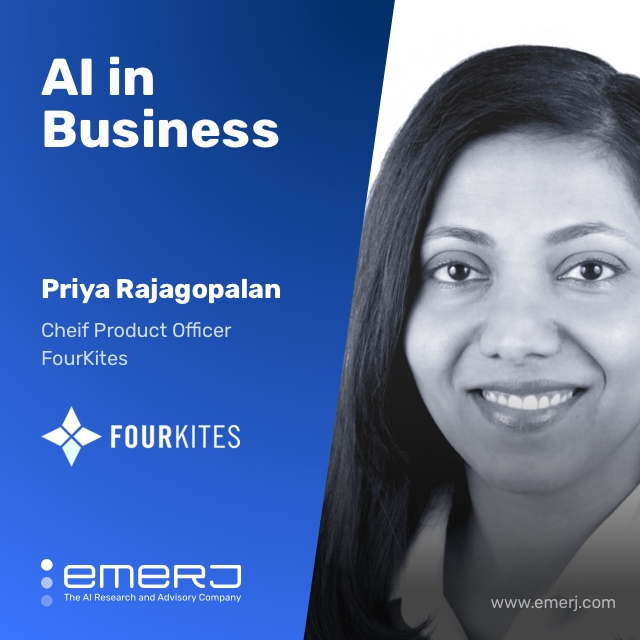 AI for Competitive Advantage - with Priya Rajagopalan of FourKites