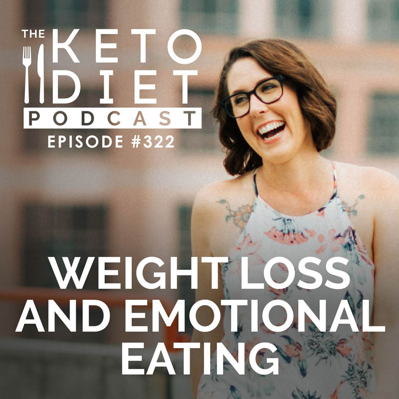 #322: Weight Loss and Emotional Eating with Suzanne Ryan