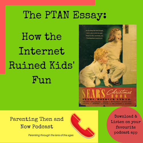 ESSAY: How the Internet Ruined Kids' Fun