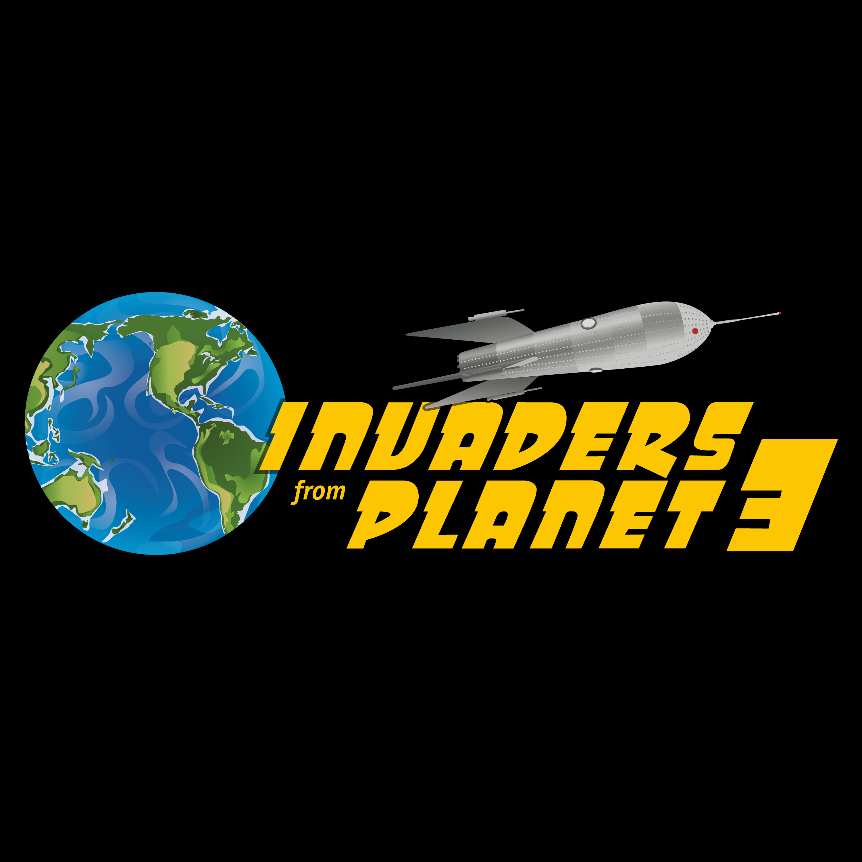 Invaders From Planet 3 | Libsyn Directory
