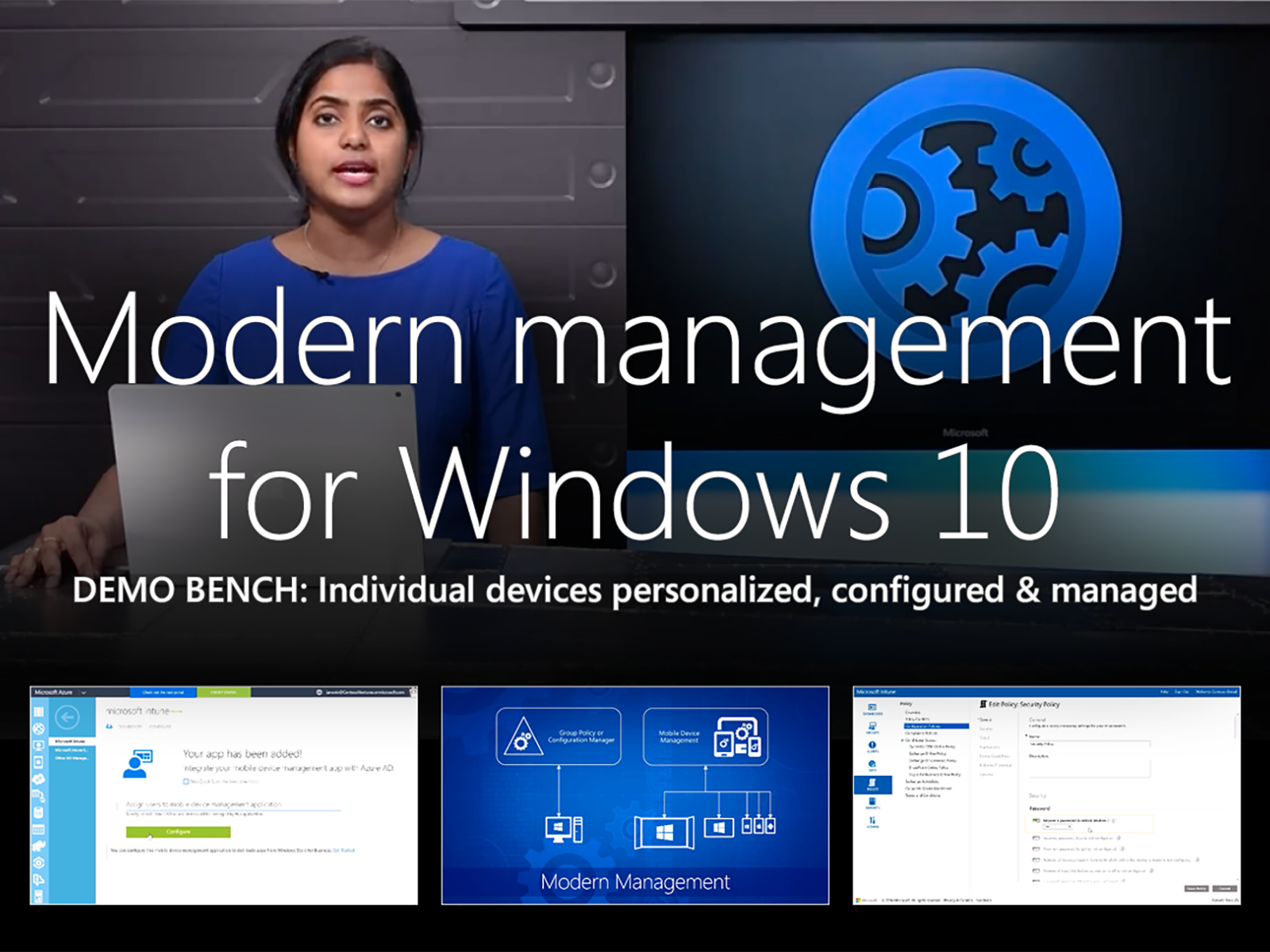Artwork for An overview of modern management for Windows 10
