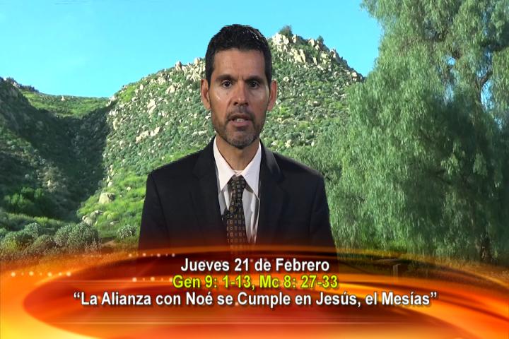 """Artwork for Dios te Habla con Jose Luis Elias; """"La Alianza con Noé se Cumple en Jesús, el Mesías"""""""