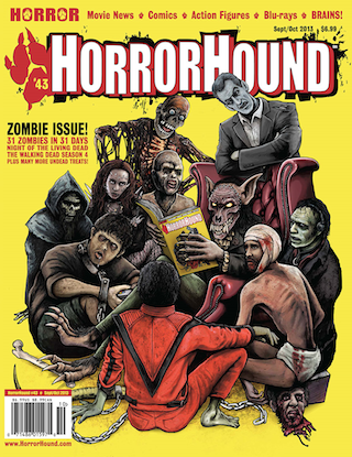 HorrorHound Radio Returns! and this is no crappy sequel!