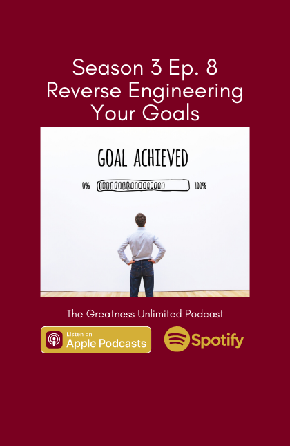 Reverse Engineering Your Goals for 2020