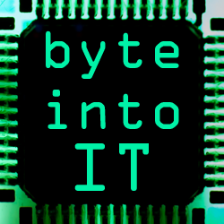 Artwork for Byte into IT - 18 November 2015