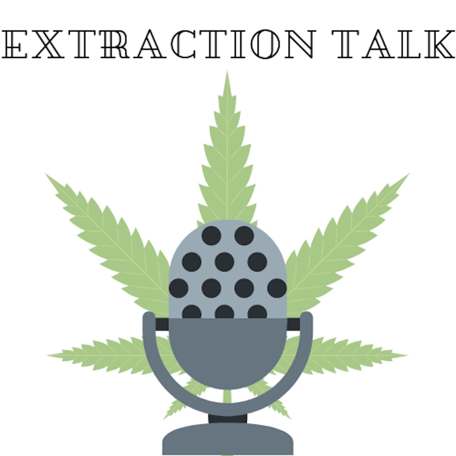 Extraction Talk show art