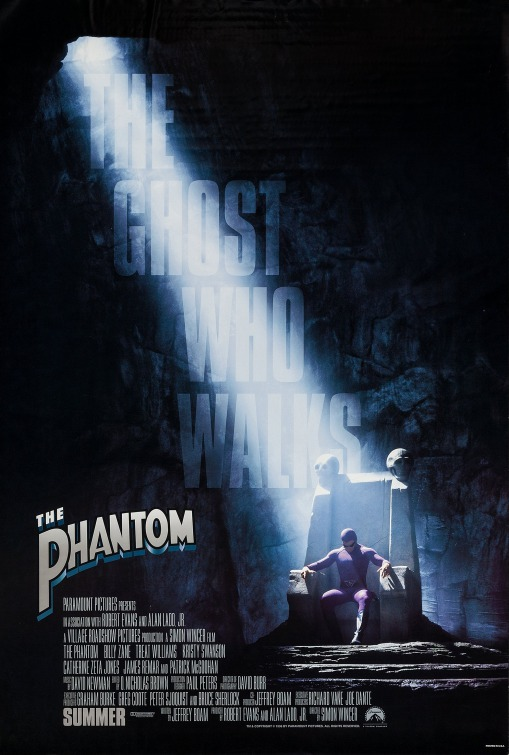 Episode 27: The Phantom Review