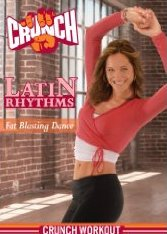 Jennifer Galardi Star of Fitness Magazine's Top 10 New Workout DVD CRUNCH: Latin Rhythms