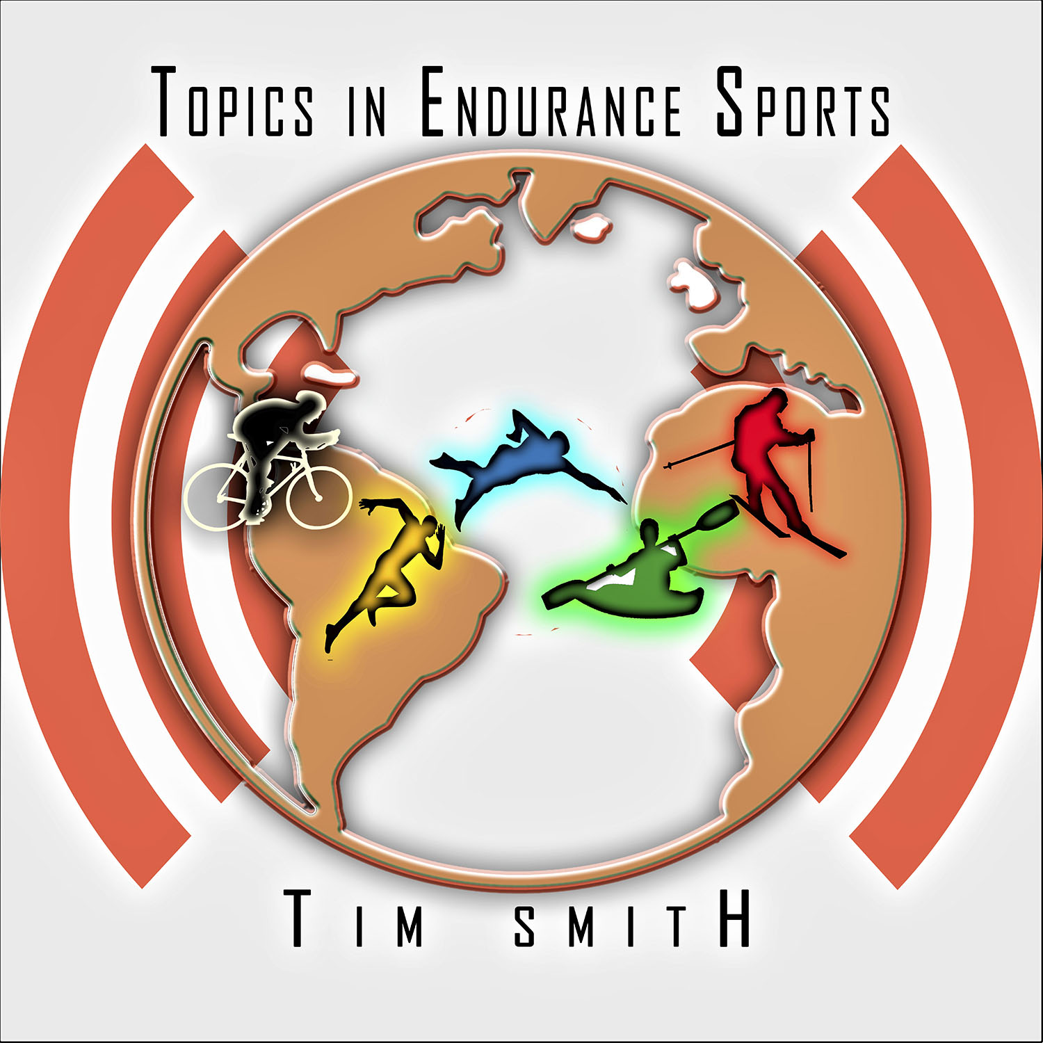 Topics in Endurance Sports show art