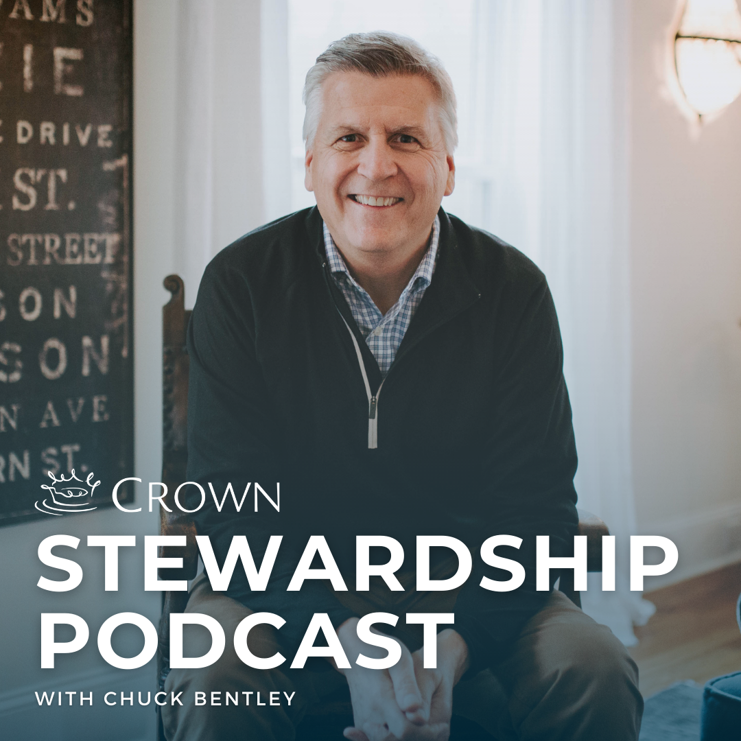 The Crown Stewardship Podcast show art