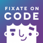 Artwork for Fixate on Code Ep. 6 - Sara Soueidan