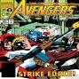 Artwork for The Crossing Line Part 3 (Avengers #321): Quantum Zone Episode #34