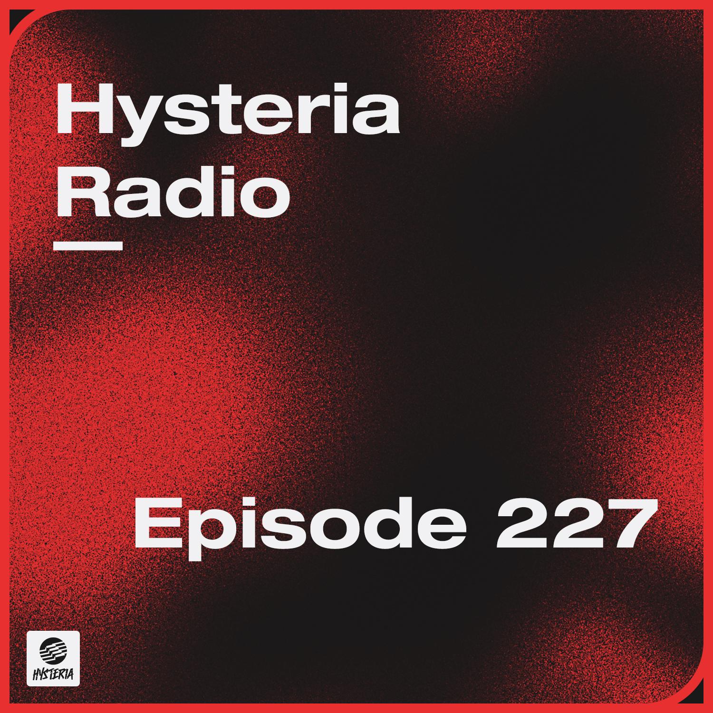 Hysteria Radio 227 show art