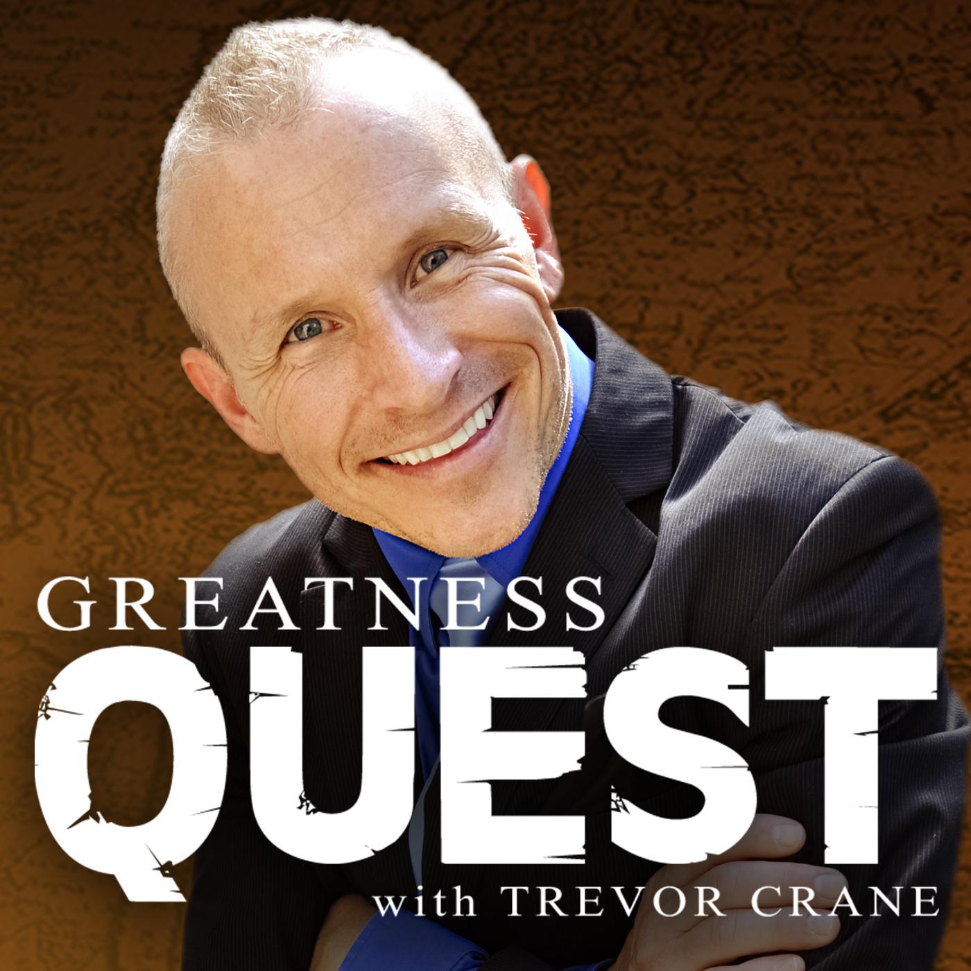 Greatness Quest show art