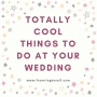 Artwork for #125 - Totally Cool Things To Do At Your Wedding