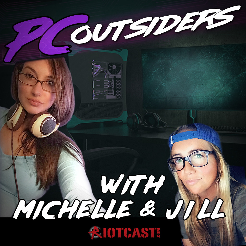 Artwork for PC Outsiders with Michelle (and Jill) - Episode 2