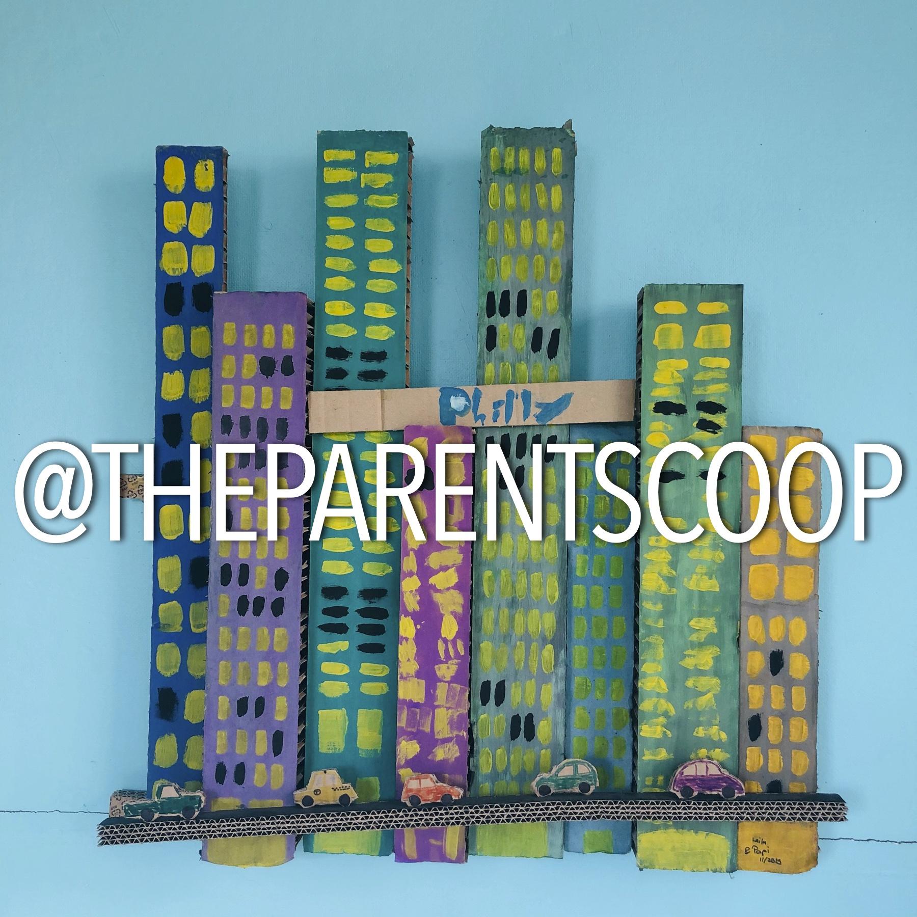 The Parent Scoop show art